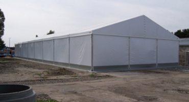 Väderskydd/festivaltält 15x35 m